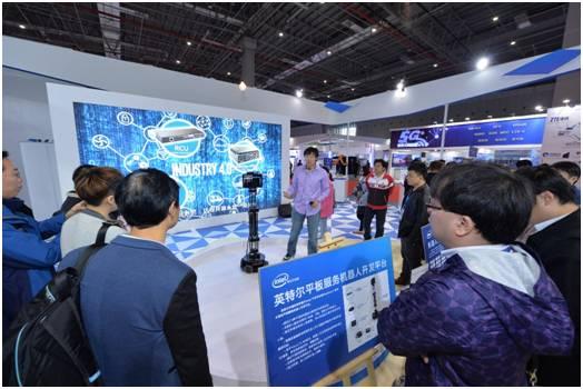 """英特尔为工业设备注入数字智慧,助力""""中国制造2025"""""""