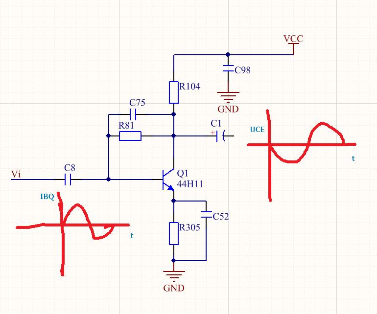 运放组成的反馈电路分析