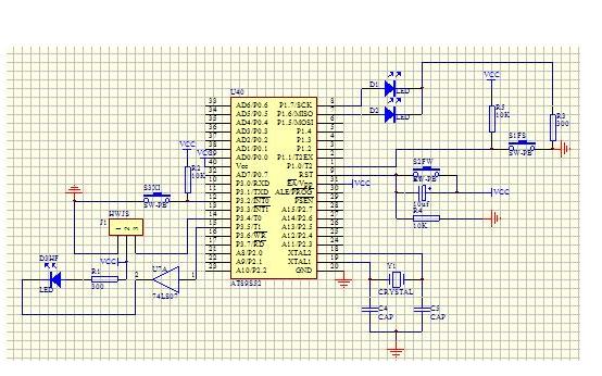 使用单片机和SAA3010芯片制作一个红外遥控器的资料和程序免费下载