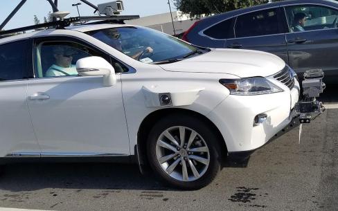 蘋果自動駕駛安全報告解讀——造系統不造車?