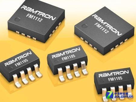 利用鐵電存儲器作為數據緩沖器的通信方式