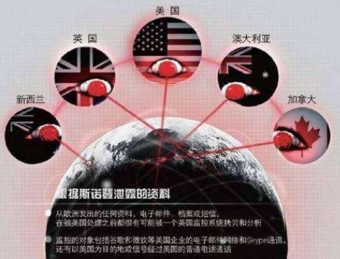 """""""五眼聯盟""""情報峰會,圍繞互聯網""""非法""""使用等安..."""