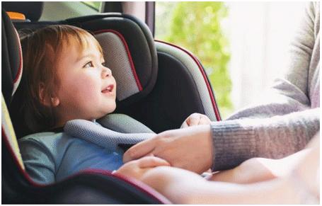 怎樣利用物聯網來防止把孩子鎖在車里