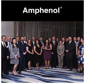 貿澤榮獲Amphenol Corporation卓越電子商務分銷商稱號