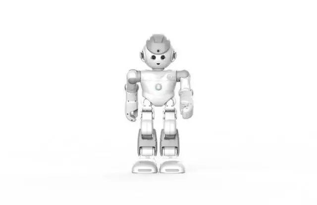 关于智能家庭人型机器人Qrobot Alpha的性能分析和介绍