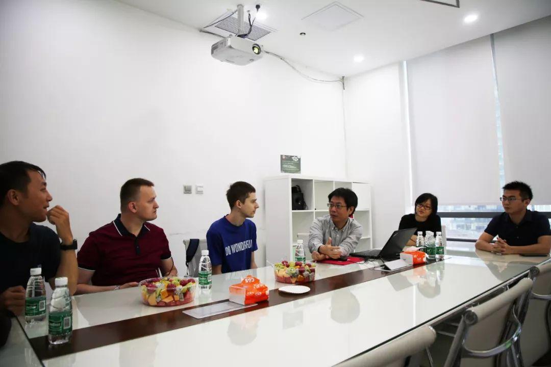 关于OpenCV团队到访云之梦参观交流介绍