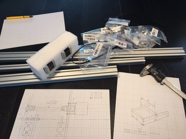 3D打印激光雕刻机DIY图解