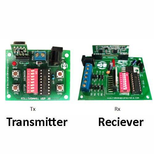 怎样制作一个操纵杆来控制机器人