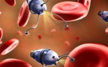纳米机器人已经应用于医疗健康行业