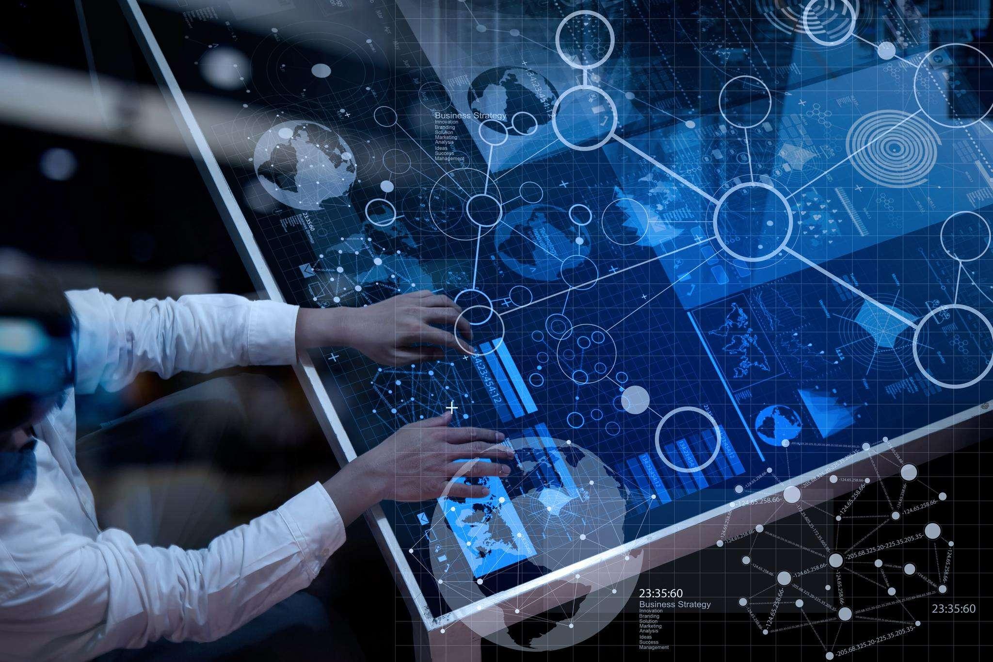 """數據能""""喂養""""出真正的人工智能嗎?(含2019年1-7月數據服務企業融資分析)"""