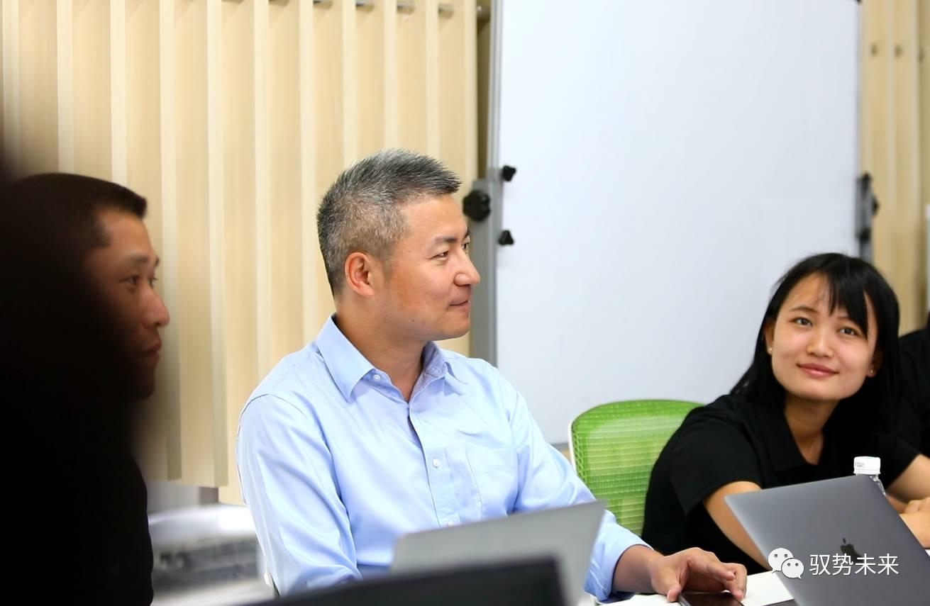 关于吴甘沙驭势科技未来的发展分析