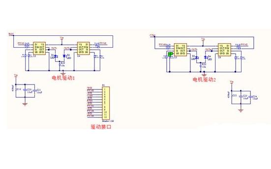 基本電機驅動的程序和工程文件免費下載