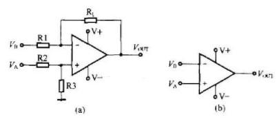 电压比较器的原理及功能作用分析