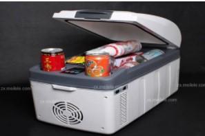 压缩机式车载冰箱的安装及使用注意事项