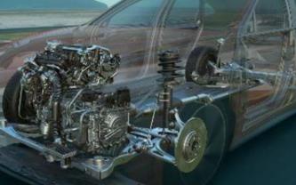 汽车CVVD技术可实现变压缩比控制