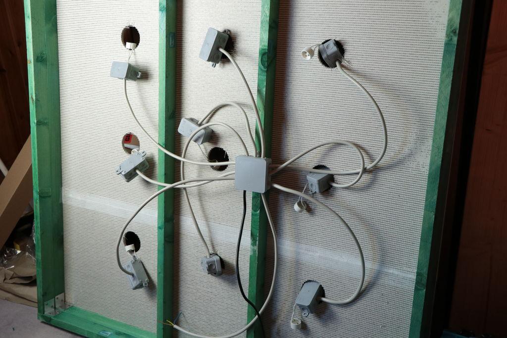 如何制作一个现代式LED天花灯