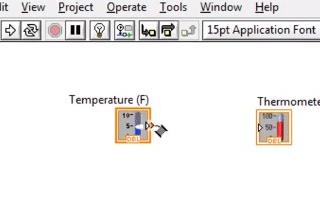 Labview数据流编程的简单介绍