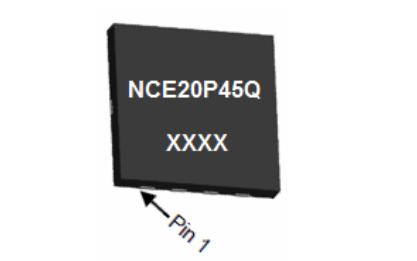 NCE20P45Q增強型功率MOSFET的數據手冊免費下載
