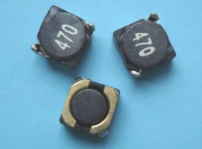 贴片电感元件的识别方法及故障替换方法