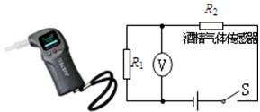 酒精檢測儀的用及電路設計原理分析