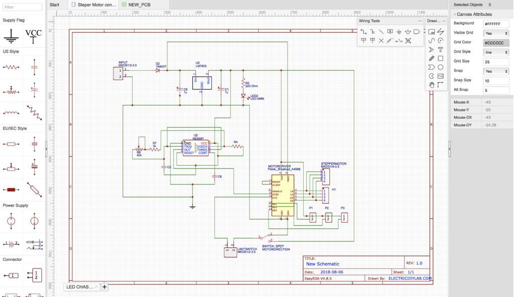 步进电机控制器的制作教程