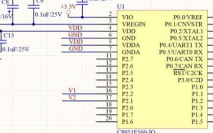 单片机是如何采样模拟量信号数据的