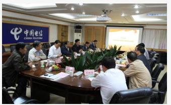 民生通讯正式与中国电信在移动通信转售业务领域开展...