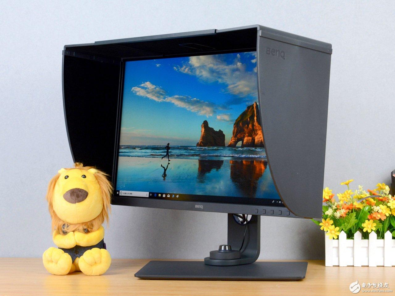 明基SW270C显示器评测 非常值得专业影像从业人员拥有