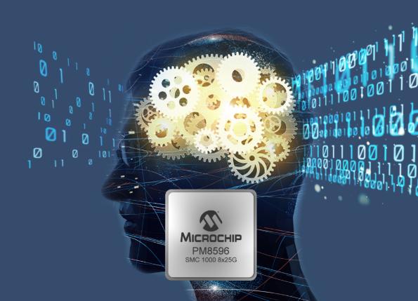 Microchip進軍存儲器基礎設施市場 推業界首款商用串行存儲器控制器