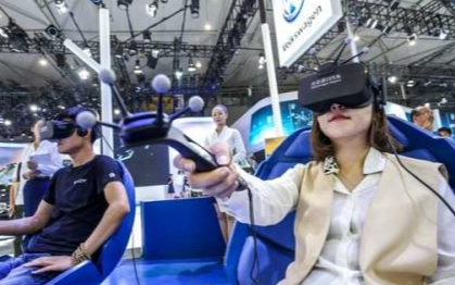 VR行業的發展正在迎來一個新的轉折點