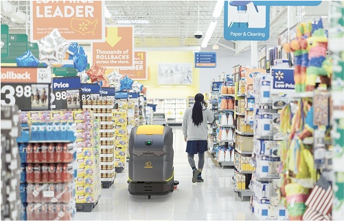 清洁机器人是怎样工作的