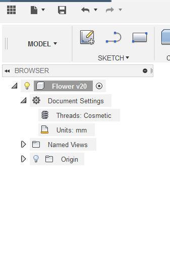 怎样用3D打印制作花朵