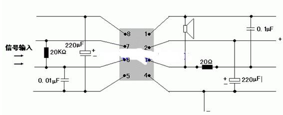 扩音机的工作原理及有何作用