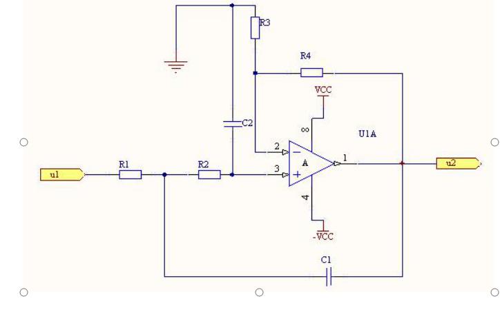 使用16位单片机和开关电容技术设计四阶低通椭圆程控滤波器