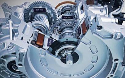 现代汽车的油电混动专用ASC变速控制技术