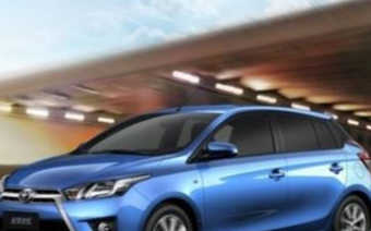 丰田采用1.5升发动机使汽车的控制性能更加强劲