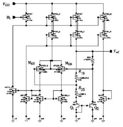 带隙基准是什么_带隙基准电路的优点