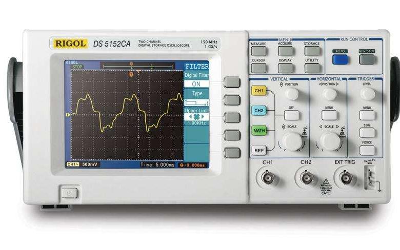 示波器ENOB对实际信号测试的影响
