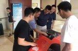 3VS复合翼无人机,在青岛高新技术产业开发区召开