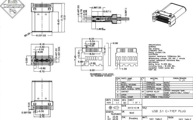 如何实现USB Type-C端口 以便最小化现有...