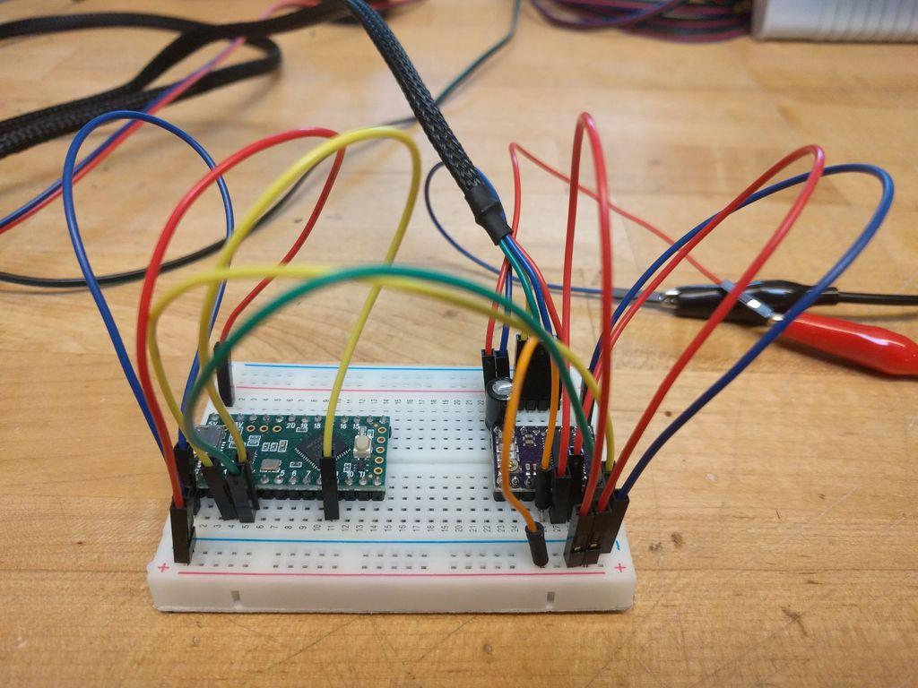 怎样用PWM控制步进电机
