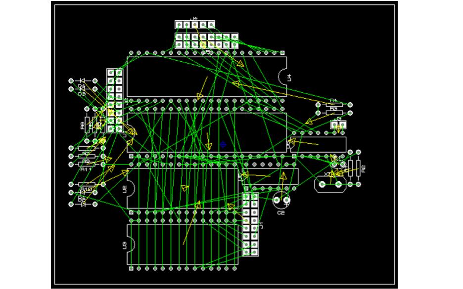 使用Proteus ARES进行PCB的设计详细资料说明