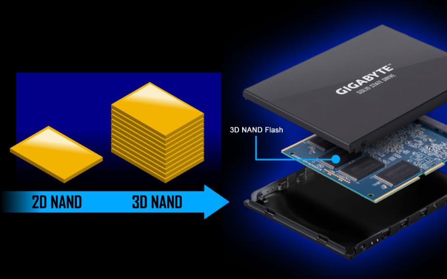 """3D NAND開發競爭加劇 """"5bit/cell""""技術也出現了"""