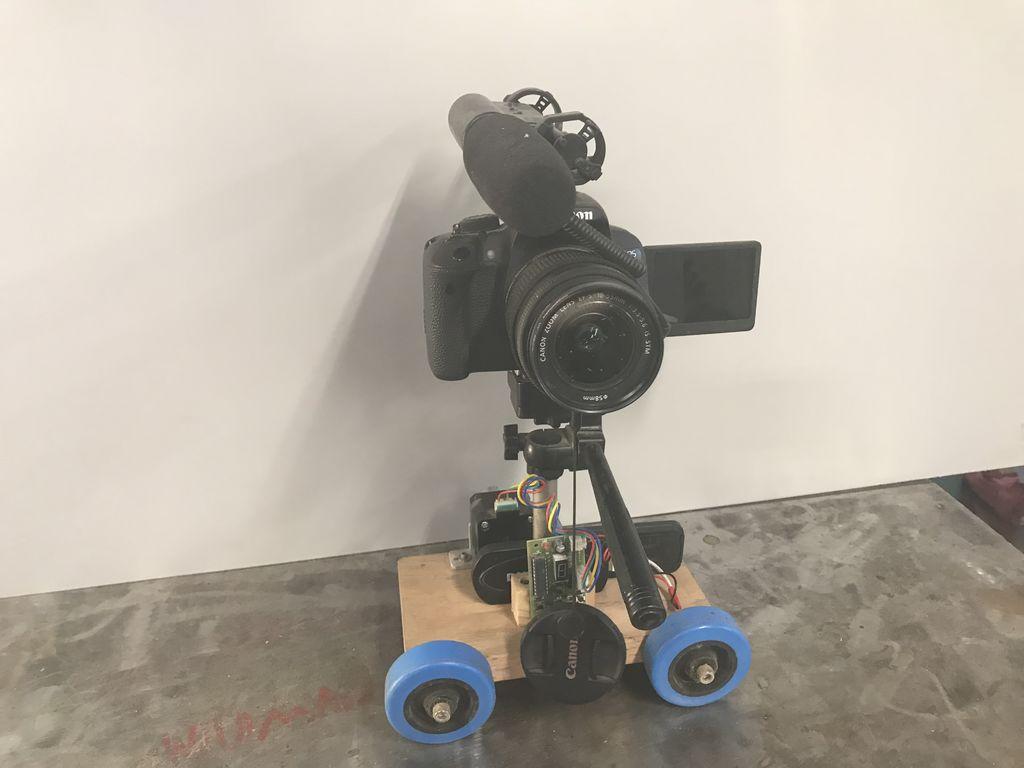 可远程控制摄像机的制作教程