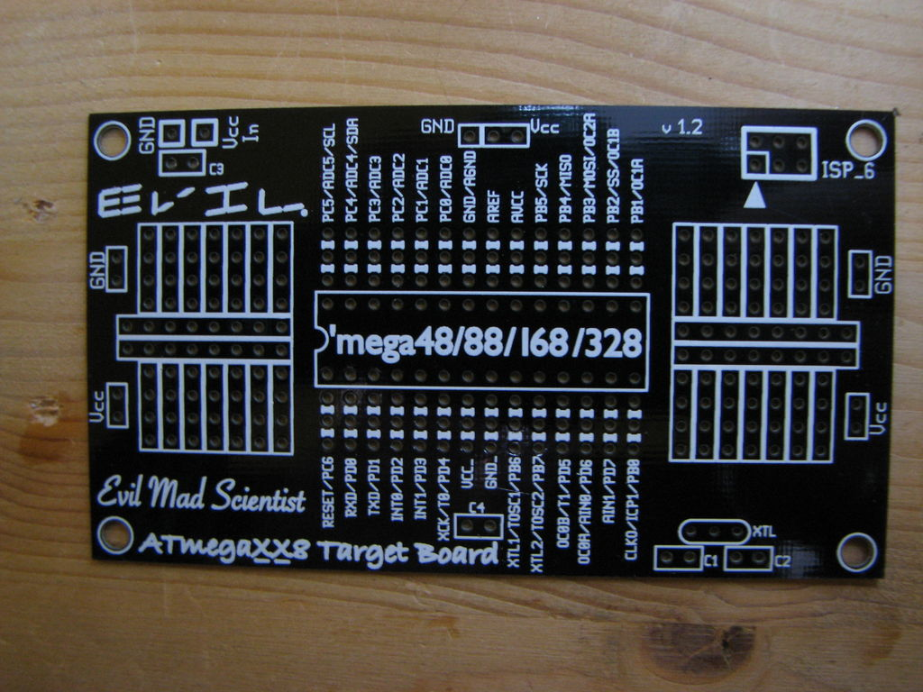 极简主义Arduino电路制作