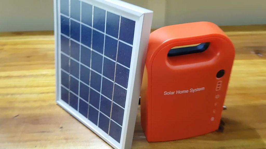 怎樣利用太陽能為路由器供電