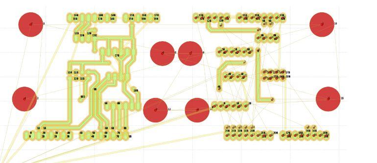 怎样用3D打印机制作双面PCB