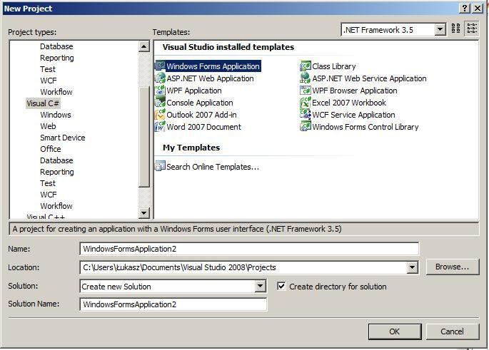 怎样在MicrosoftVisualStudio中创建一个简单的电话簿应用程序