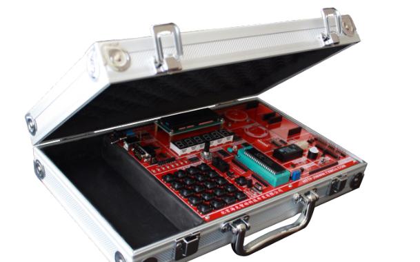 TX-1C 51单片机开发板使用手册和使用ADC0804实现示波器的工程文件