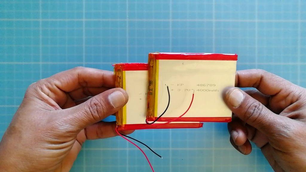 无线充电移动电源的制作图解